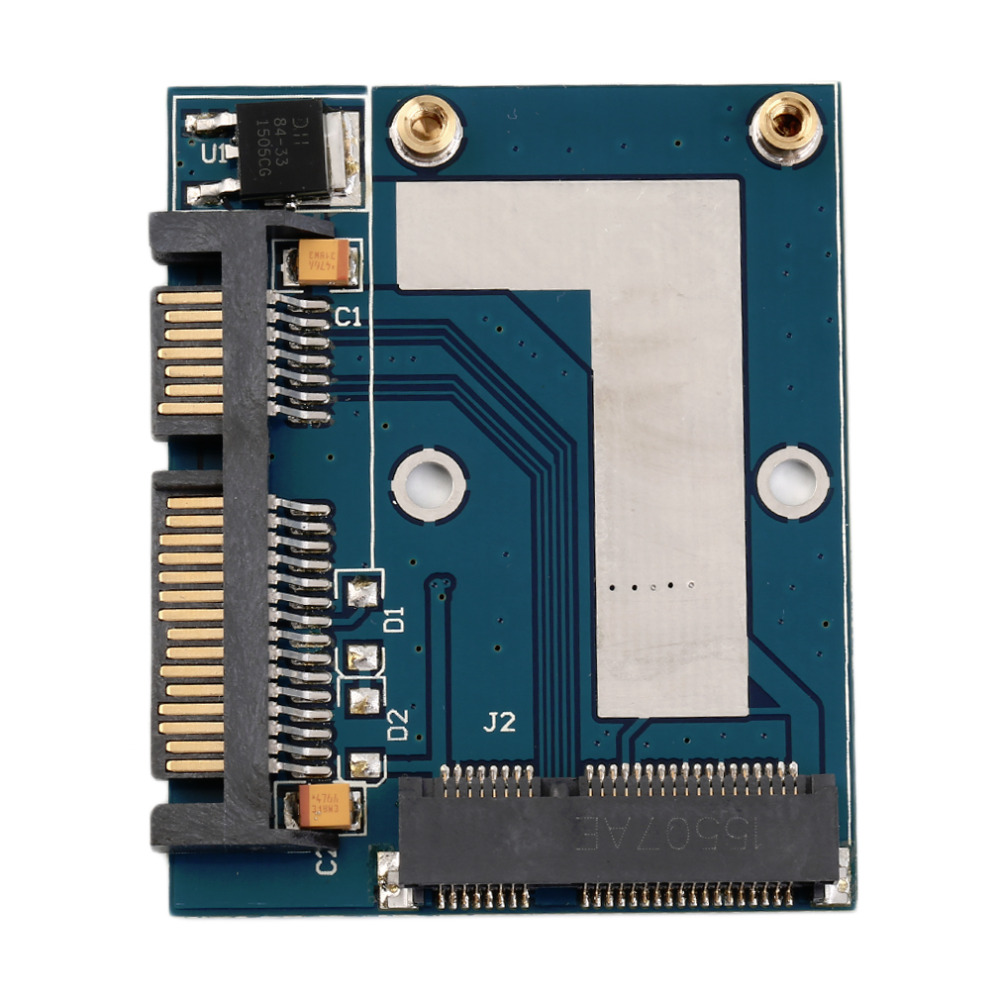 New Hot Mini PCI-e <font><b>MSATA</b></font> To 2.5