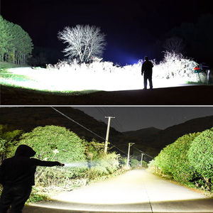 Image 5 - XHP90.2 Super Powerful Xlamp LED Flashlight LED Torch USB XHP70.2 Lamp Zoom Tactical Torch 18650 26650 Rechargeable Battey light