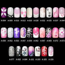 Fingerqueen 24 Pcs/set Fake Nails Are Pressed on the Girls Finger Beautiful Fake Nail Art Tips Full Cover French Nail Art Tips bz2025 french style nail art decorative artificial nail tips red white 24 pcs