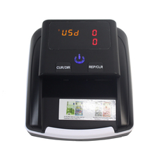 IQD RUB Portable Fake Banknote Detector Euro and USD Conterfeit Money Detector Currency Detector