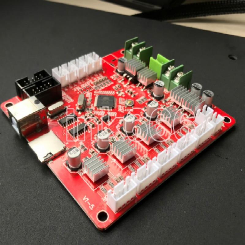 2PCS 3D Printer Mather board 3D Printer Parts Accessories High-quality DIY-I3  Motherboard