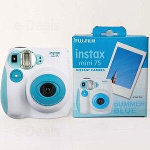 Image 5 - 100% אותנטי Fujifilm Instax מיני 7s מיידי תמונת מצלמה, עבודה עם פוג י Instax מיני סרט, בחירה טובה כמו הווה/מתנה