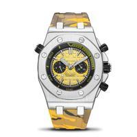 Top Marken Mechanische Herren Uhr Automatische Bewegung Sport Uhr Männer Royal Oak Designer Uhren Offshore Armbanduhren-in Mechanische Uhren aus Uhren bei