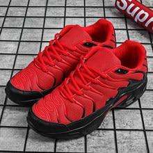 Nova almofada de ar dos homens tênis inverno sapatos casuais respirável formadores sapatos kitleler tenis masculino schoenen mannen