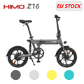 [EU STOCK] HIMO Z16 складной электрический велосипед 16 ''CST шина городской Электрический велосипед 250 Вт двигатель постоянного тока Ebike 25 км/ч съемный...
