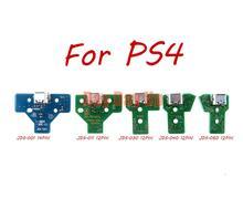 Pièces de rechange pour manette PS4, 200 pièces, Port de chargement USB, carte de chargement, pour contrôleur 011 001 030 040
