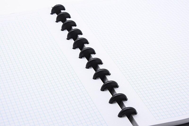 disco de ligação pp capa caderno de