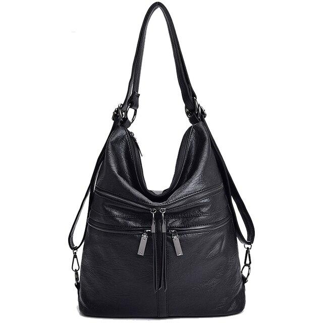 Multifunctional ladies handbags girls luxury diagonal bags ladies bags designer handbags backpacks ladies travel shoulder bags