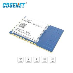 Image 3 - E104 BT10N düğüm modülü TLSR8269 kablosuz alıcı verici SMD GFSK SoC Ble 4.2 Sigmesh şeffaf transmisyon örgü ağı