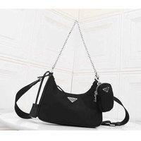 luxury brand shoulder bag 2019 women fashion designer handbags high quality crossbody bags Chains canvas totes free shipping