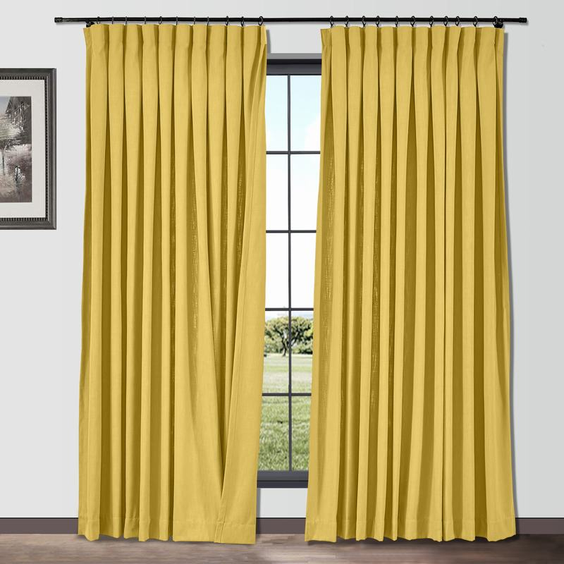 check MRP of box pleat curtains