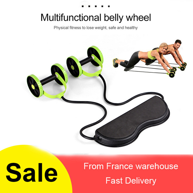Abdominal Wheel Cable Trainer