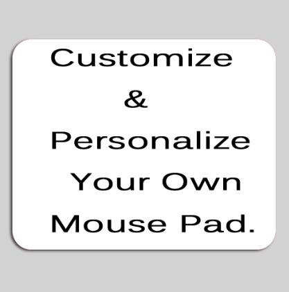 Mairuige Diy Personalized Custom Your Cool Image Photo Printed Gamer Gaming Rectangle Mouse Pad PC Computer Rubber Mat As
