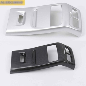 Image 2 - Auto Accessoires Voor Chery Exeed Tx Txl 2018 2019 2020 Armsteun Doos Achterzijde Airconditioning Ac Vent Outlet Molding Cover kit Trim
