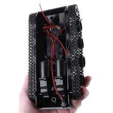 Damping Balance Tank Robot Chassis Platform Remote Control DIY For Arduino 634F