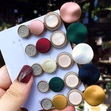 ¡Moda 2019! Horquillas de acetato para mujer, adornos para el cabello, pinzas para el cabello de Macarons, accesorios para cabello de mujer, horquilla con estilo