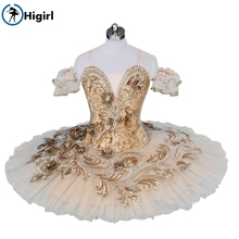 women professional tutu nude nutcracker ballet ballerina dress kids costumesBT9030