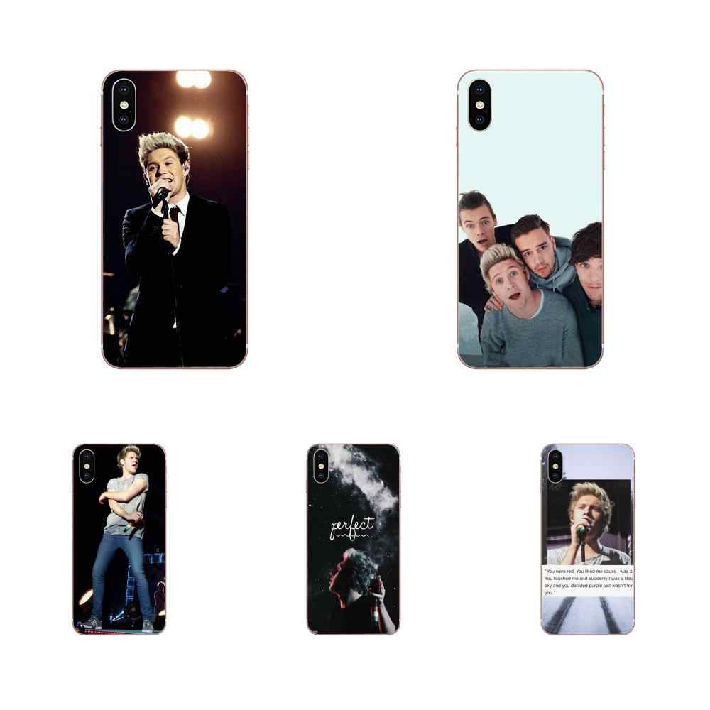 Mềm mại Capa Coque Niall Horan Số 13 Theo Một Chiều Cho Galaxy Grand A3 A5 A7 A8 A9 A9S On5 On7 plus STAR PRO 2015 2016 2017 2018