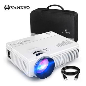Vankyo l3 mini projetor 1920*1080p suportado 170 projector projector projetor portátil para casa com 40000 horas lâmpada led vida tv vara ps4 hdmi