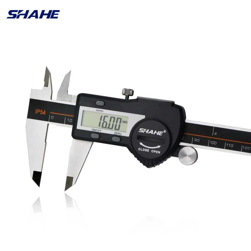Free Shipping SHAHE Hardened Stainless Steel 0-150 Mm Digital Caliper Messschieber Caliper Electronic Vernier Micrometro