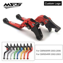 CNC Brake Clutch Levers Handle For Honda CBR600RR CBR954RR CBR 600RR 954RR Motorcycle