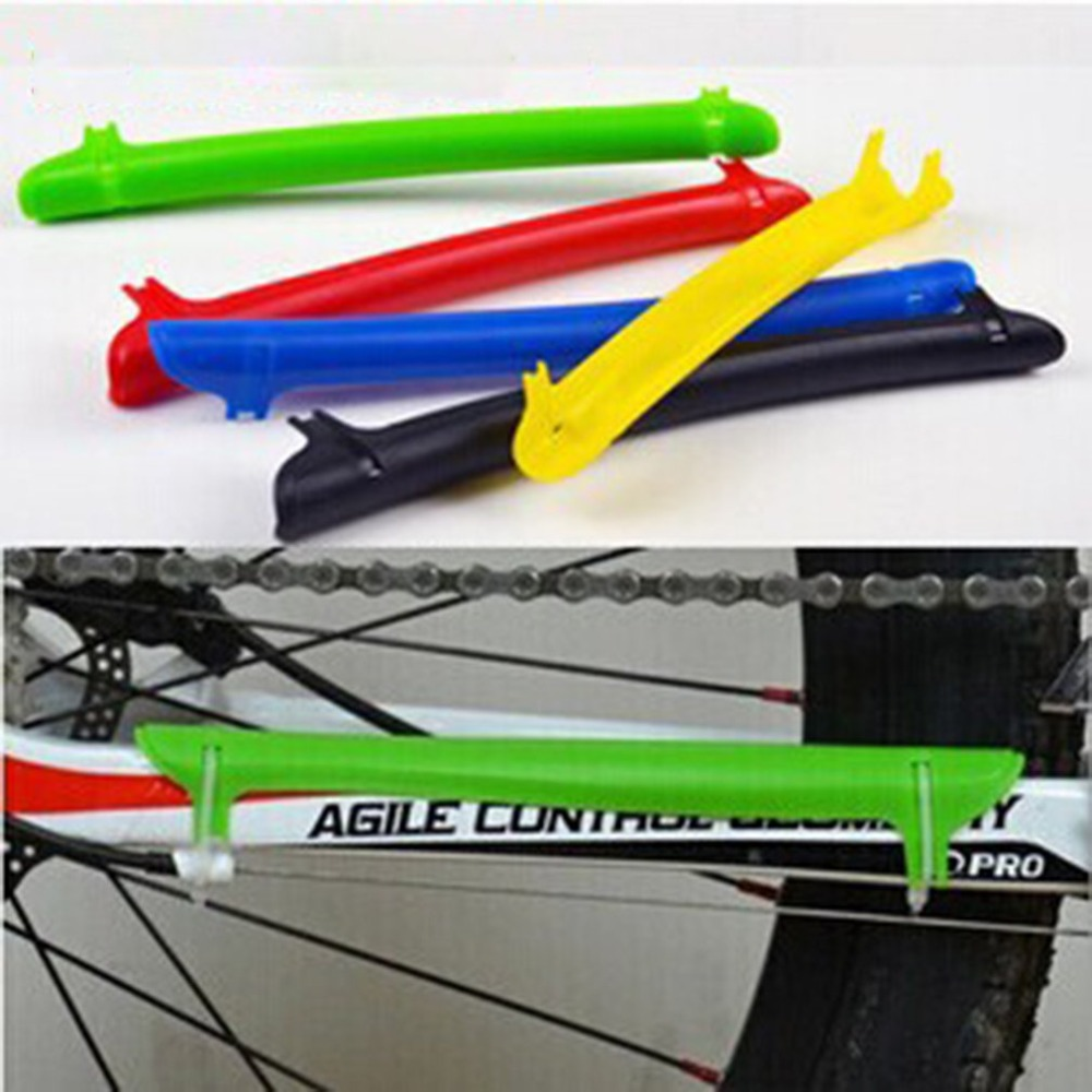 Carbon Bike Armor Frame Shield Frame Protectors for MTB and Road Bikes