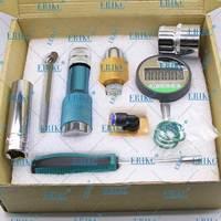 ERIKC Cat 320D C6 C6.4 Injector Shims Valve Gap Stroke Adjusting Measure Tool Kits for Caterpillar 320D C6 C6.4