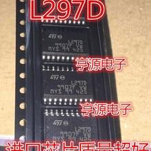 5 шт. L297D/контроллер шагового двигателя чип SOP-20 действительно