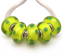 YG163 5X 100% Authenticity S925 Sterling Silver Beads Murano Glassbeads beads Fit European Charms Bracelet diy jewelry Lamp-work покрывало iv50605 велсофт 180х210