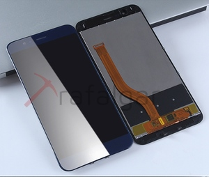 Image 2 - Trafalgar Display for Huawei Honor 8 Pro LCD Display Touch Screen With Frame For Honor 8 Pro Display DUK L09 Replacement