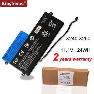 KingSener Internal Battery for Lenovo ThinkPad T440 T440S T450 T450S X240 X240S X250 X260 X270 L450 45N1110 45N1111 45N1112 24WH