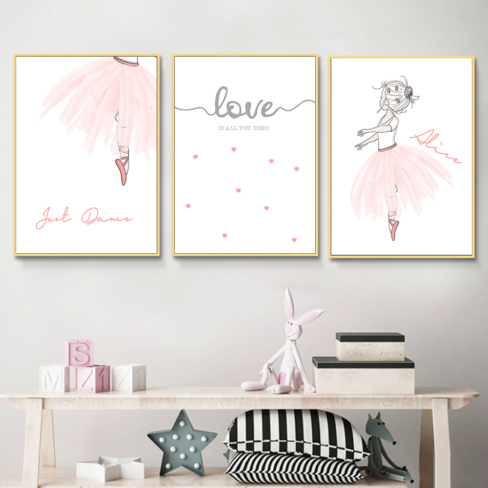 Top 8 Most Popular Baby Girl Room Posters Ideas And Get Free Shipping A181
