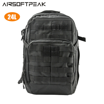 Tactical Climbing Backpack Rucksack Molle Military Bag 24L Nylon Outdoor Sports Bags Traveling Camping Hiking Hunting Backpack my givenchy туалетная вода 50мл тестер