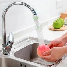 Экономичный гибкий кран распылитель кран для раковины расширители кран распылитель вращающийся кухонный водопроводный кран
