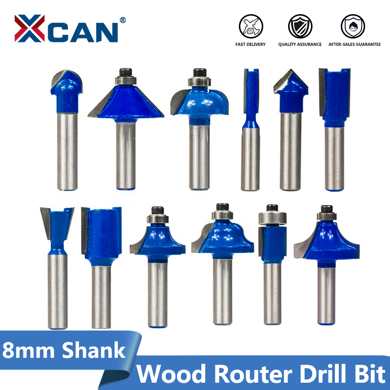 """1//2/"""" Shank Trimming Router Bit Woodworking for Engraving Carving Forming Surface"""