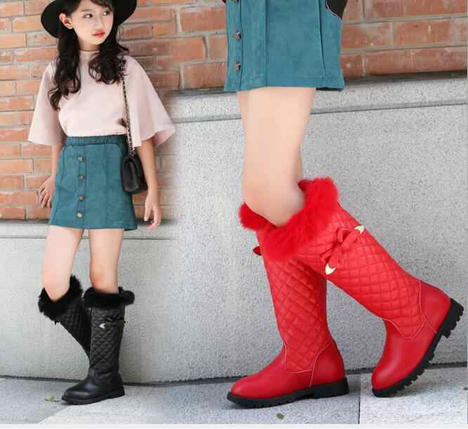 tall boots girls