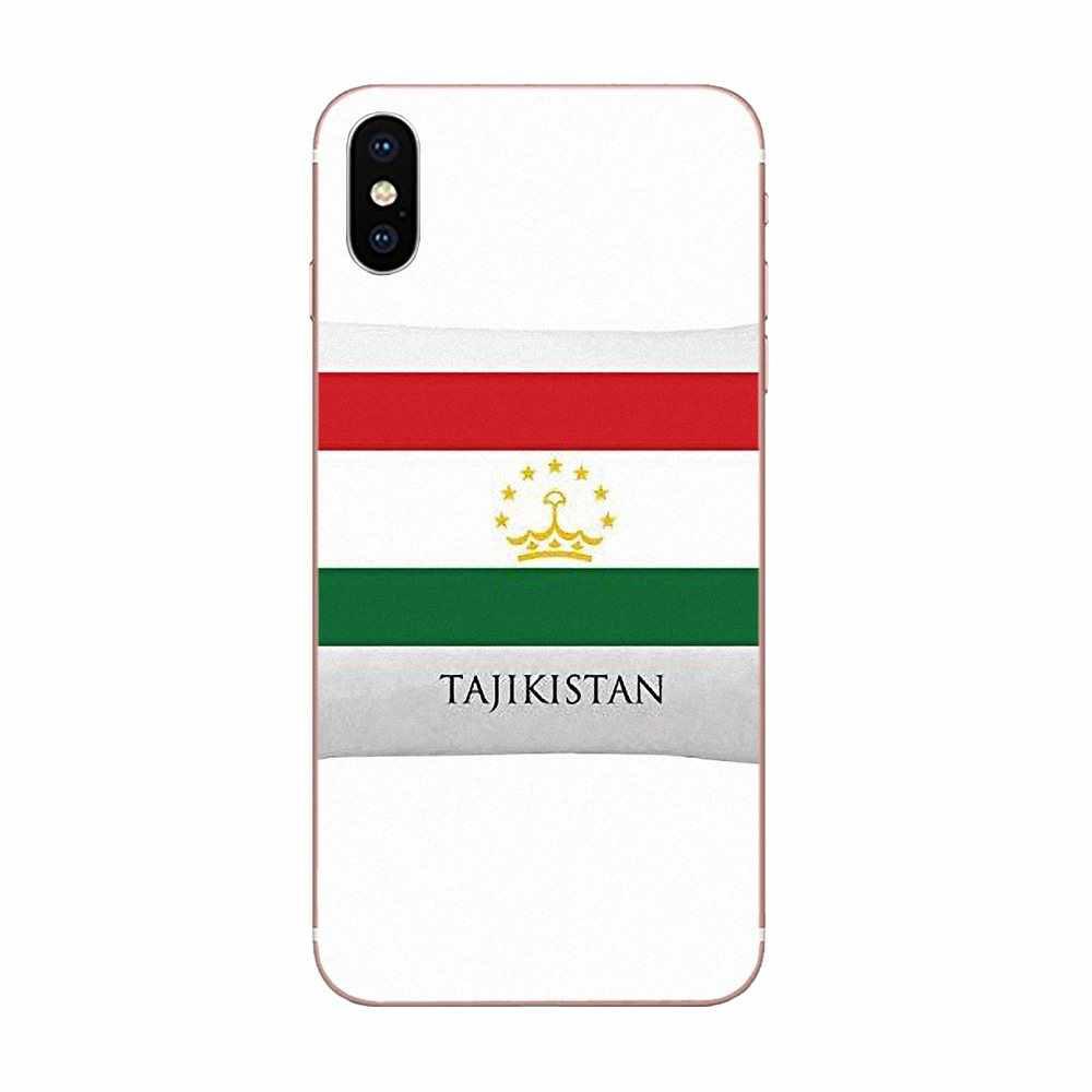 Para HTC deseo 530, 626, 628, 630, 816, 820, 830 A9 M7 M8 M9 M10 E9 U11 U12 la vida más fundas móviles la bandera nacional de Tajik
