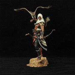 Original Big Model Toys Creed Origini Bayek PVC Action Figure Collections 32CM