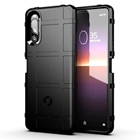 Case with high protection for Sony Xperia 10 II since 2020, Armor series from caseport