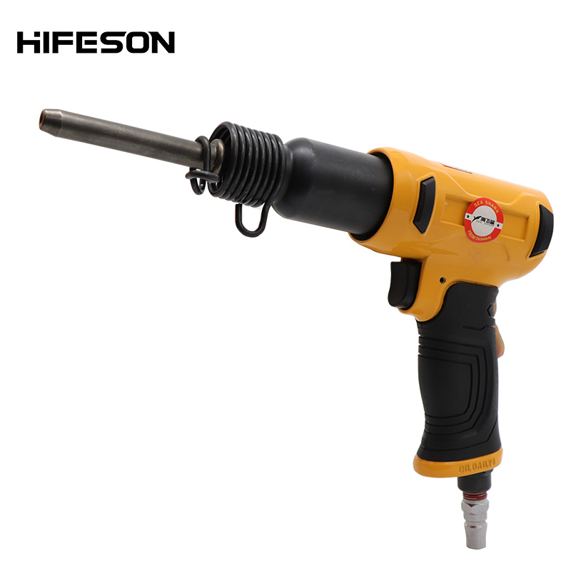 Air Pneumatic Solid Rivet Gun For Road Advertising Signs Rivet Hammer Solid Rivets Tools