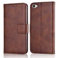 Xiomi Redmi Hinweis 5a Fall Dünne Leder Flip-Cover für Xiaomi Redmi Hinweis 5A 5 eine Fall Brieftasche Karte Magnetische abdeckung Redmi Note5a 16GB