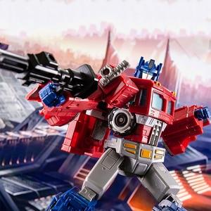 Image 5 - Transformação bpf ko mp10 MP 10 op comandante liga cerco série e3541 figura de ação robô crianças brinquedos deformação coleção