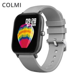 COLMI P8 Smart Watch Men BluetoothMen Blood Pressure Round Smartwatch Women Watch Waterproof Sport Tracker WhatsApp(China)