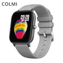 COLMI P8 Smart Watch Men BluetoothMen Blood Pressure Round S