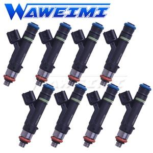WAWEIMI nuevo 8x inyector de combustible 280cc 12609192 para Marine 4.3L para MerCruiser Volvo Penta 5.7L MPI
