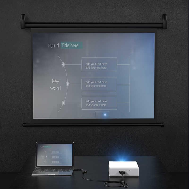 فيديو الصوت ذكر إلى Famale محول محول 1080P USB 3.0 إلى HDMI مهايئ VGA للكمبيوتر المحمول اللوحي USB محول الصوت موصل