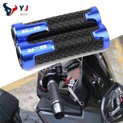 For SUZUKI GSR600 GSR 600 GSR750 GSR 750  GSR400 GSR 400  7/8'' 22MM High Quality  Motorcycle handle grips racing handlebar grip