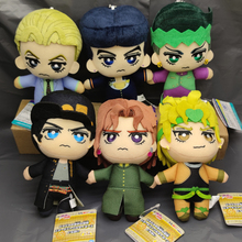 set of 6 Jojos Bizarre Adventure Noriaki Kakyoin Stardust Crusaders Dio Brando Stuffed plush toy doll