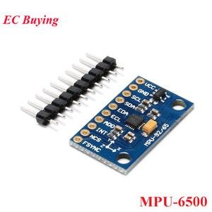 MPU-6500 GY-6500 6-Axis Gyroscope Accelerometer Sensor Module IIC I2C SPI Replace MPU6050 MPU 9250 For Arduino GY-9250 GY-9255