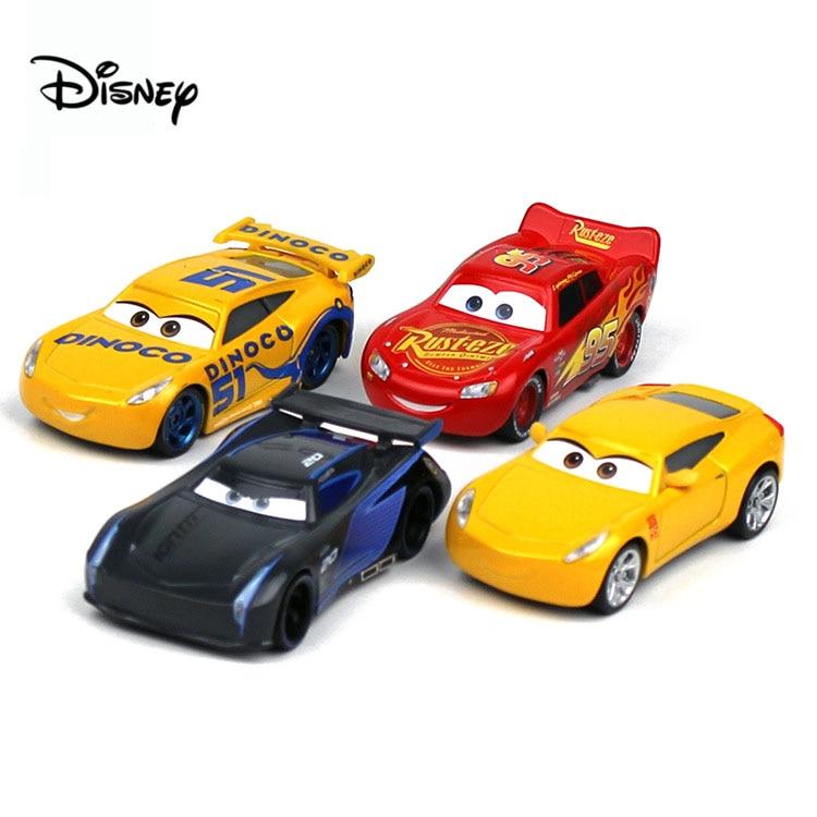 Disney Pixar 28 Style Cyclone McQueen Storm Ramirez 1:55 Die Cast Metal Alloy Sedan Action Figure Toy Car Child Birthday Gift